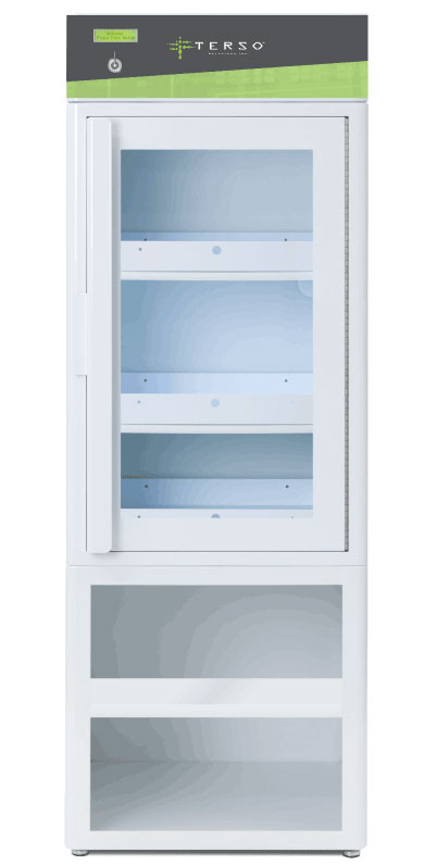 Compact RFID Cabinet for inventory management