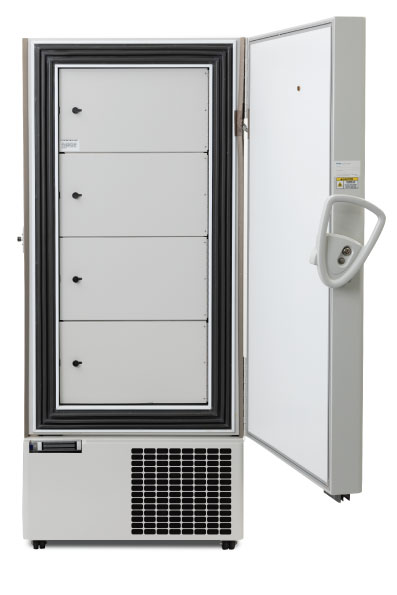 Large ULT RFID Freezer for inventory management in healthcare and life science
