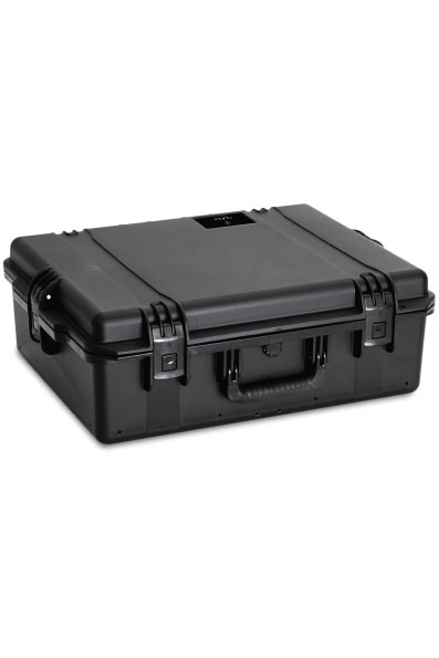 Closed RFID Mobile Case for field inventory management