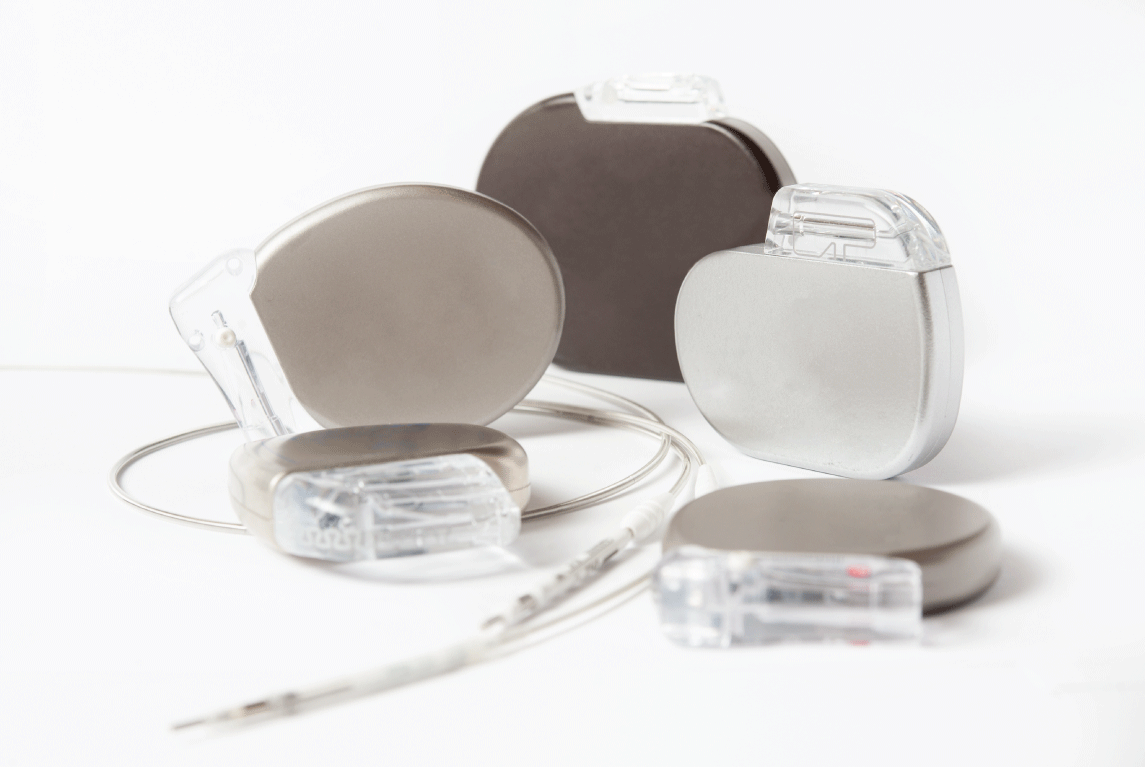 Implantable Cardioverter Defibrillators medical devices tracked with RFID inventory management solutions by Terso Solutions