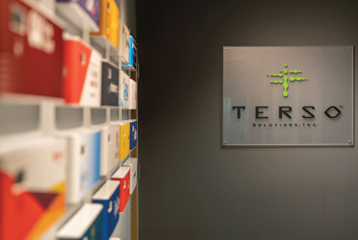 Terso Solutions leader in RAIN RFID technology to track high-value inventory.
