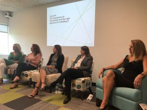 NOVA, Terso Solutions' women led diversity in the workplace group, held a panel of women executives to come discuss mentorship