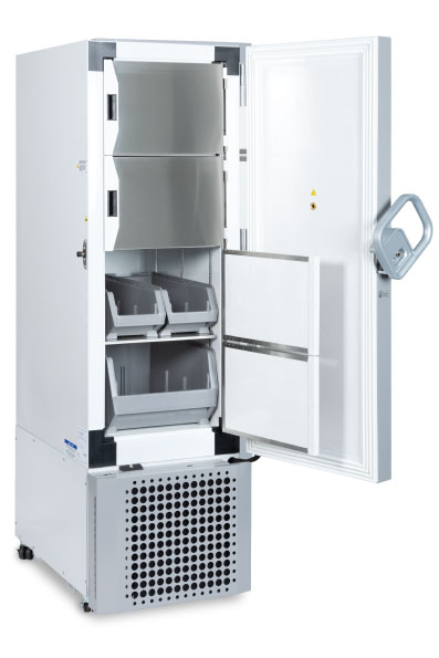 ULT Freezer maintianing high values inventory in hospitals, labs, pharmacies, ambulatory surgery centers