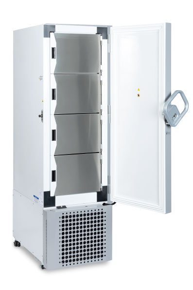 New ULT RFID freezer for high-value inventory management of tissue and biosamples with environmentally friendly features
