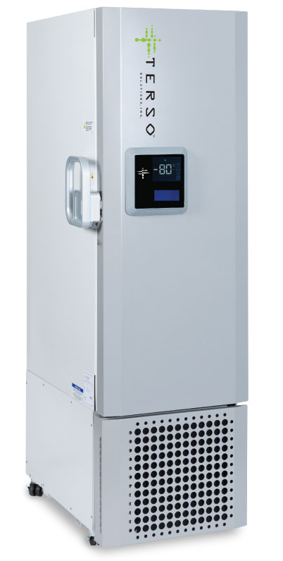 ULT RFID Freezer for maintaining high-value products at extremely low temperatures in healthcare and life science
