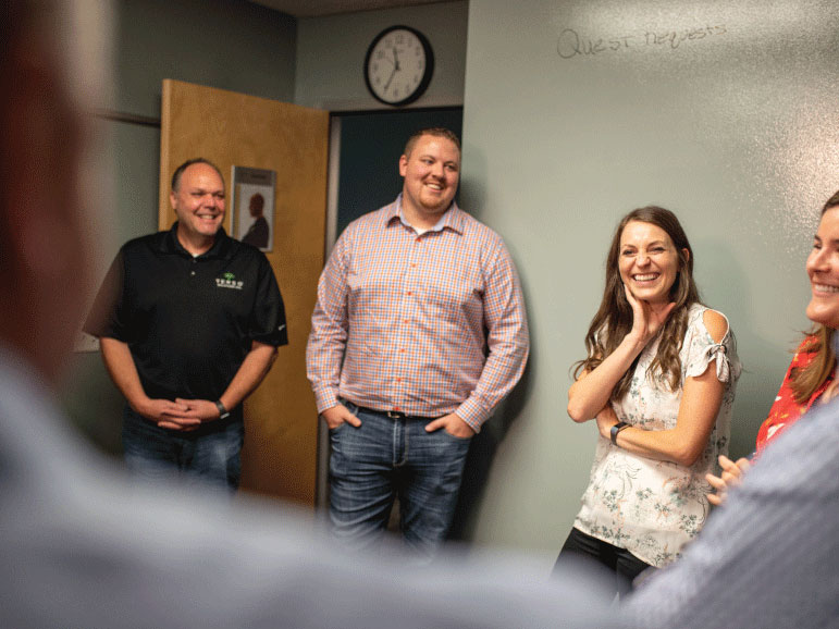 Terso Solutions named one of the best places to work in Madison, WI. A subsidiary of Promega Corporation, Terso Solutions has 60 employees and is a global company specializing in RFID technology for healthcare and life sciences