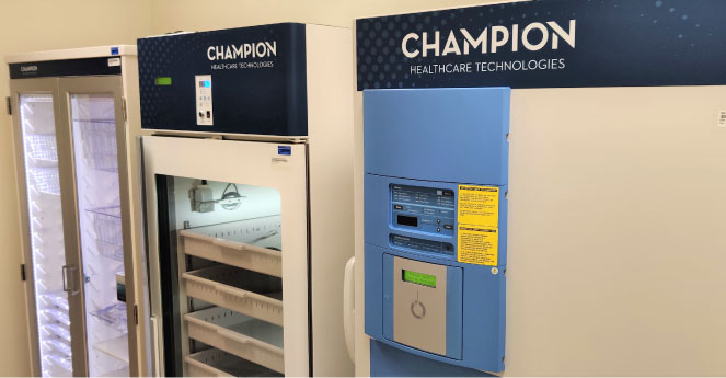 Champion installs its 200th RFID enabled enclosure