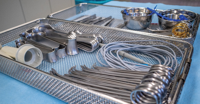 Surgical Loaner Kit Processing Software